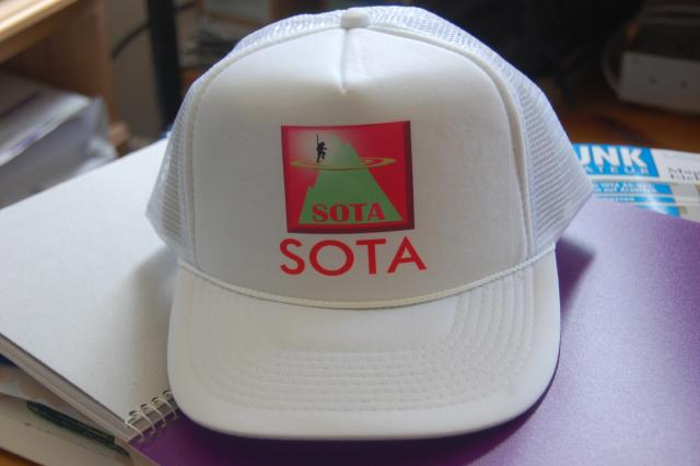 SOTA-HAT