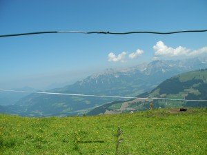 View from Hohe Salve 1