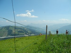 View from Hohe Salve 2
