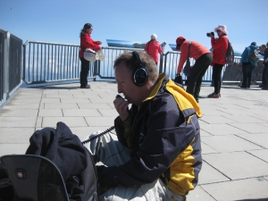 Operational on Zugspitze
