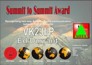 VK2JI-SOTA-Summit_to-Summit-250