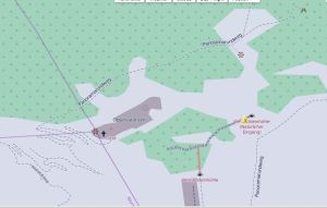 Wendelstein-open-street-map