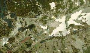 Wendelstein-satellite-map