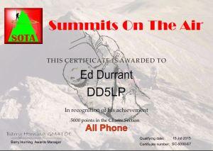 DD5LP-5000-chaser-points
